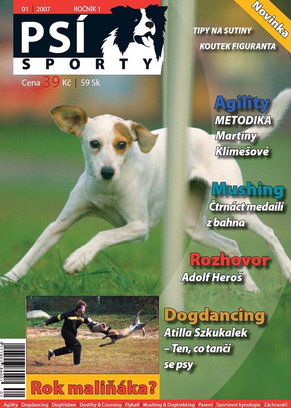 Psí sporty 2010/1
