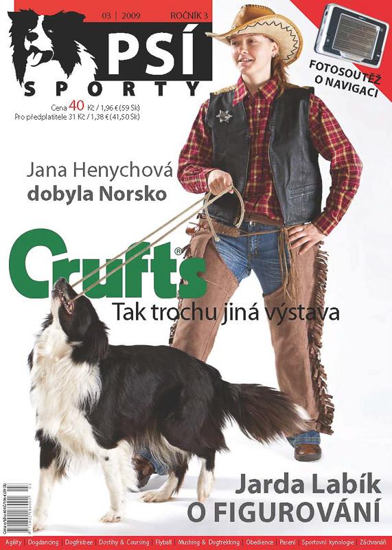 Psí sporty 2011/3