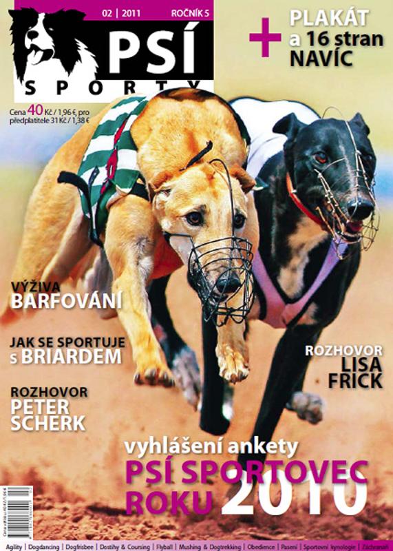 Psí sporty 2011/2