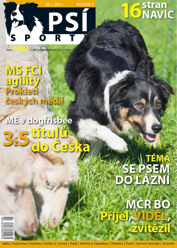 Psí sporty 2011/6