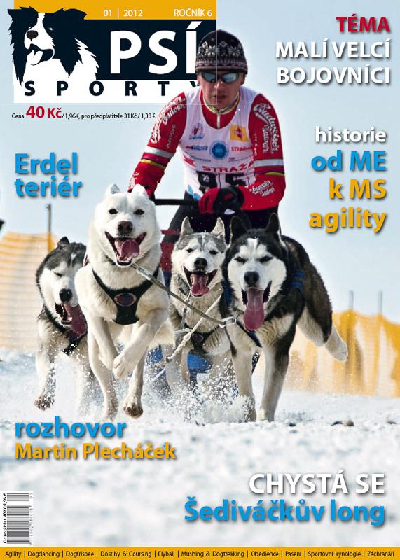 Psí sporty 2012/1