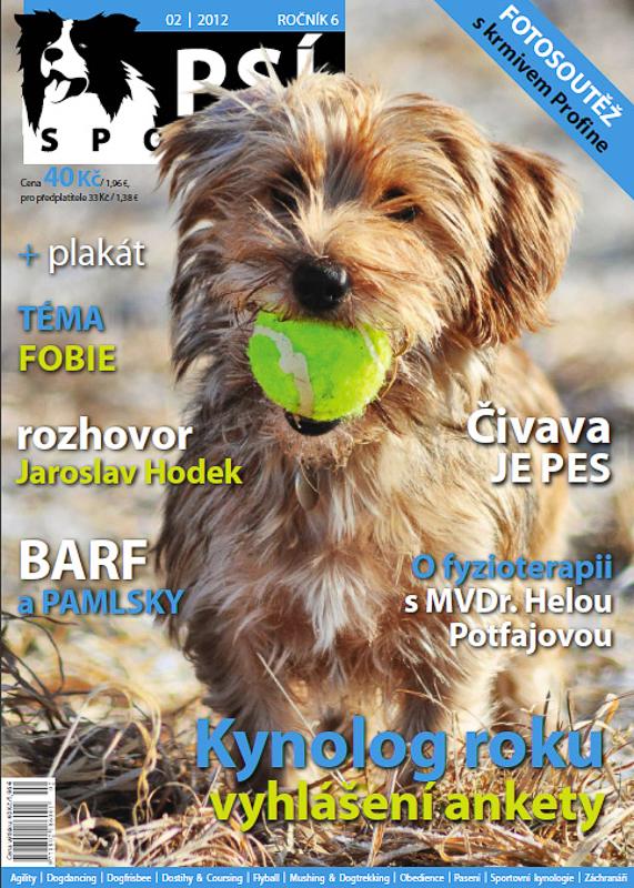 Psí sporty 2012/2