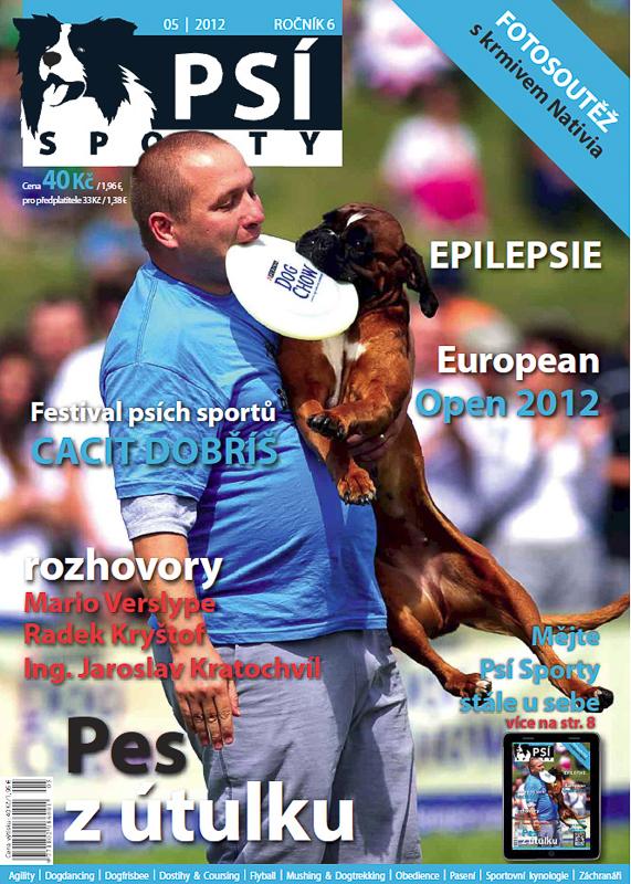 Psí sporty 2012/5