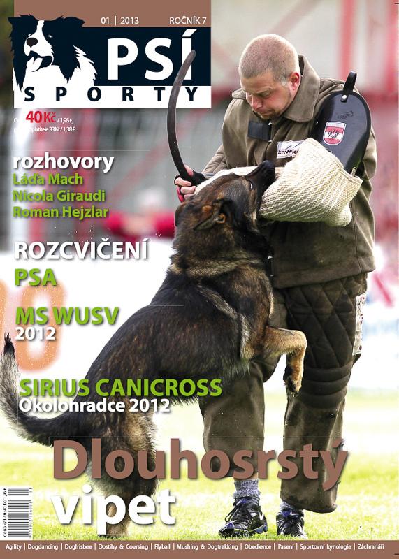 Psí sporty 2013/1