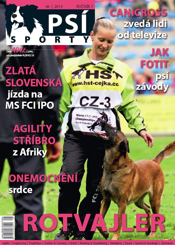 Psí sporty 2013/6
