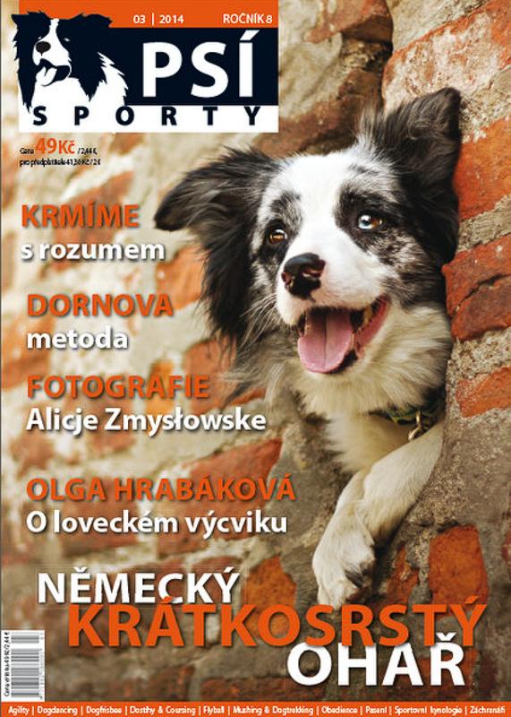 Psí sporty 2014/3