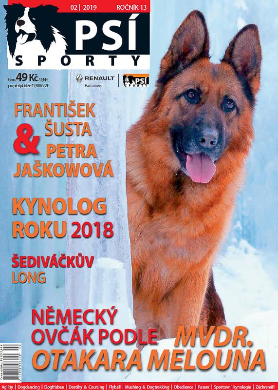 Psí sporty 2019/2