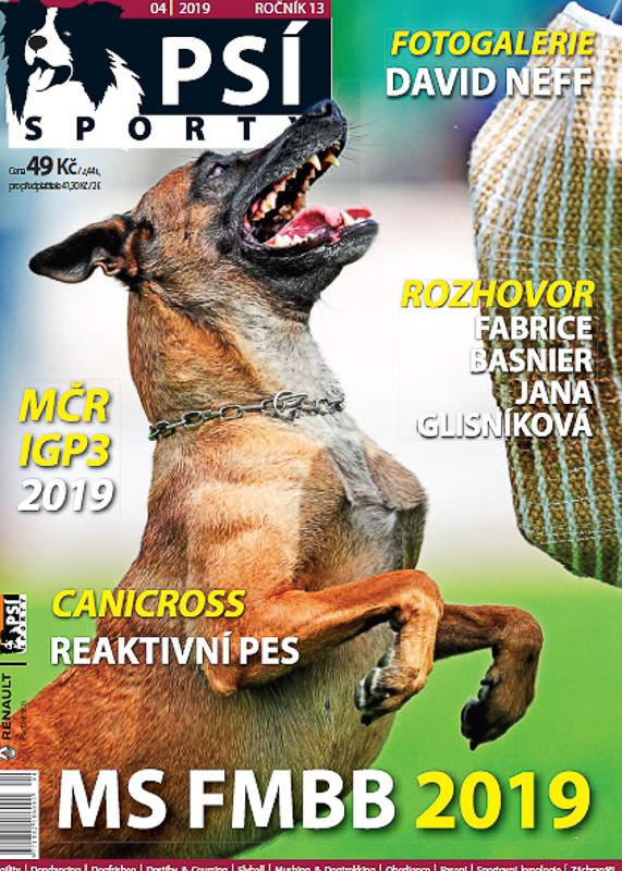 Psí sporty 2019/4