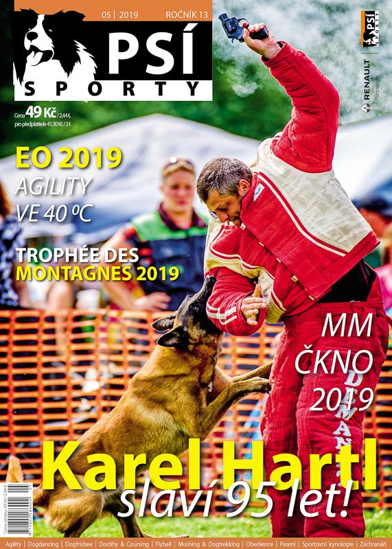 Psí sporty 2019/5