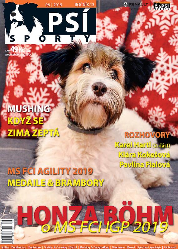 Psí sporty 2019/6