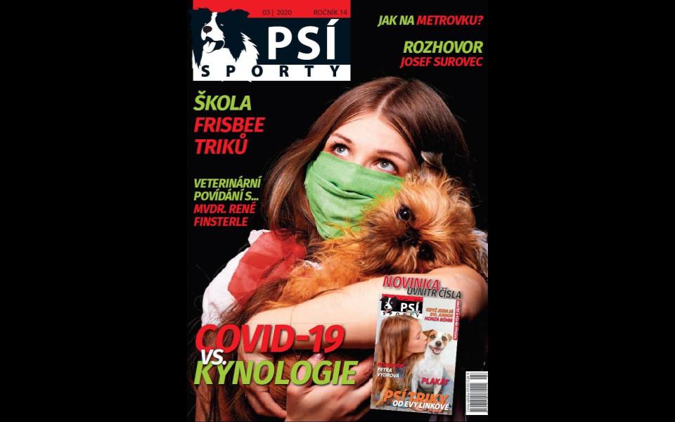 PSÍ SPORTY 2020/3 – OBSAH