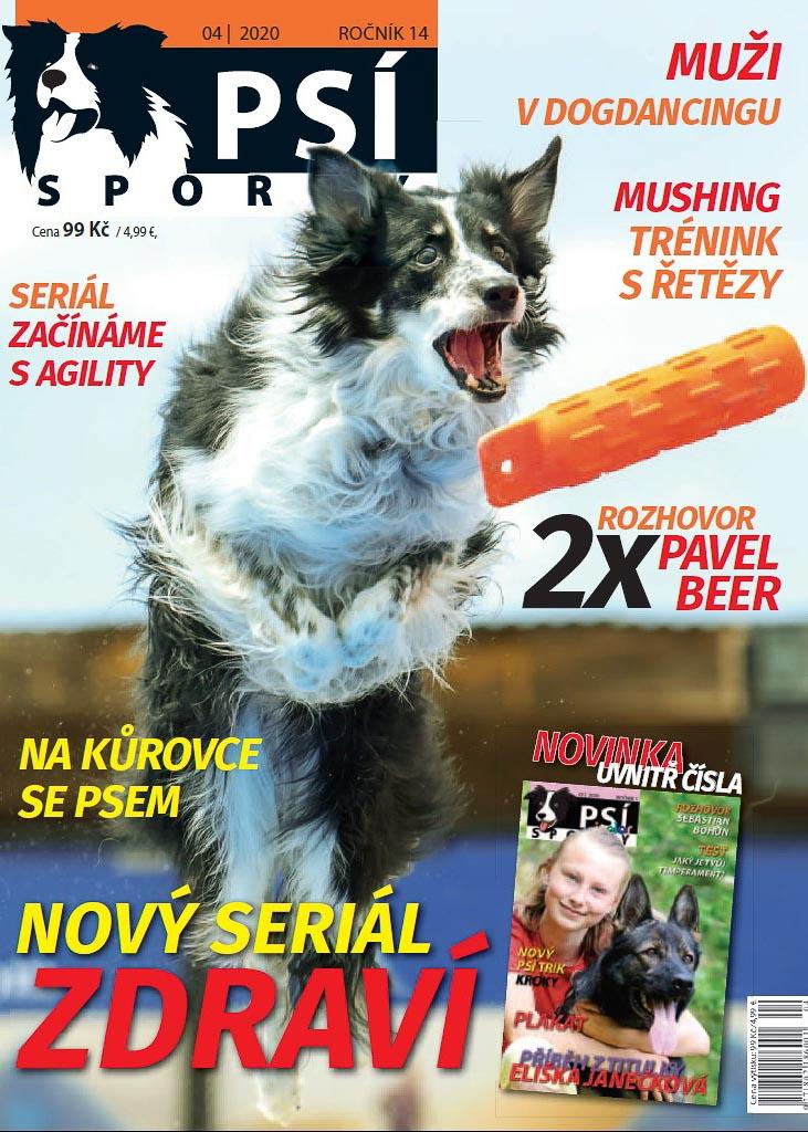 Psí sporty 2020/2