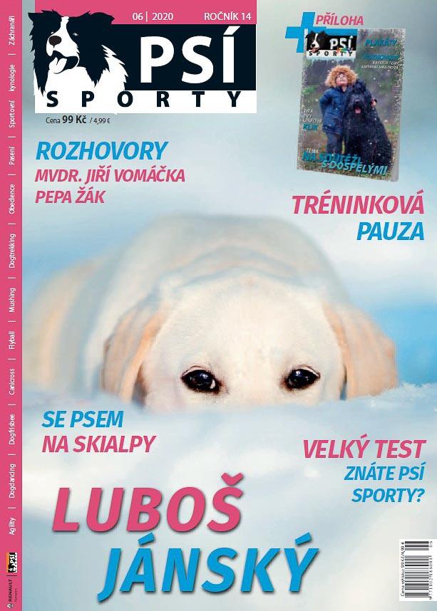 Psí sporty 2/2020