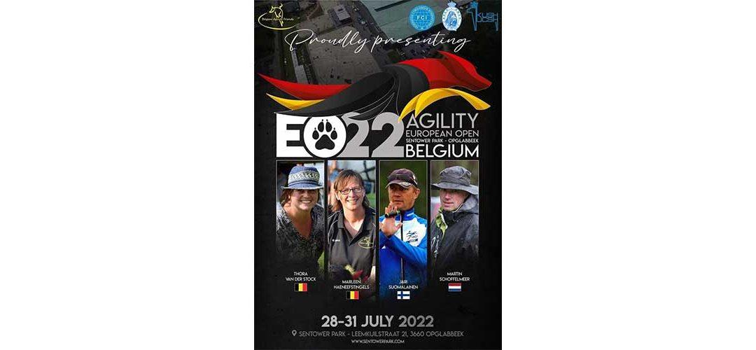 Rozhodčí European Open 2022